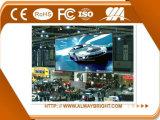 El panel de visualización video de interior de Abt P3.91 /P4.81SMD LED, 500*500m m fundió la cabina a troquel de aluminio