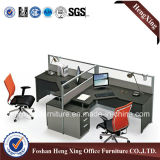 Divisória nova do escritório da estação de trabalho dos assentos do projeto 4 (HX-6D050)