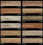 telha de assoalho de madeira 150*600 da grão do Inkjet 3D Rd16010