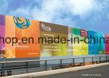 PVCキャンバスの印刷のFrontlitの屈曲の旗の掲示板(500dx1000d 18X12 610g)