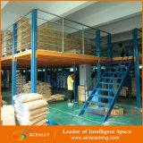 Stahlkonstruktion-Mezzanin-Plattform-Bodenbelag
