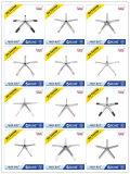 aluminum에 의해 한 5개의 별 의자 기초는 주물 OEM를 정지한다