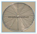 Dekking van de Ventilator van het roestvrij staal de Industriële voor AsVentilator