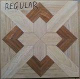 Azulejos de piso de cerámica de madera del chorro de tinta
