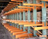 Racking Cantilever do armazenamento de aço do armazém com 10 anos de tempo da garantia