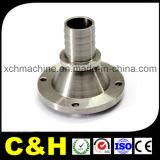 Подвергать механической обработке CNC точности Xiamen выполненный на заказ алюминиевый стальной латунный пластичный