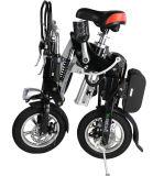 Elektrisches faltbares zwei Rad-intelligentes buntes Transport-Fahrrad