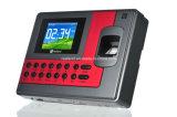 Biometrisches Zeit-Anwesenheits-System mit Kartenleser des ID/MIFARE Kartenleser-RFID passen Funktion an