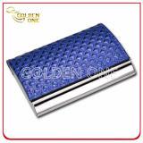 Caixa de cartão conhecido de couro do plutônio do estilo brilhante da promoção