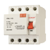Knl1-63-2000 Rresidual Current Circuit Breaker