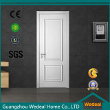 Porta de madeira branca do folheado com alta qualidade do MDF (WDP5053)