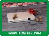 소형 3D 영사기 영업 회의 (SMP8846B)를 위한 소형 LED 영사기 WiFi Bluetooth 영사기 Portable