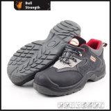 Stahlzehe-Schutzkappe &Steel Midsole Platten-Sicherheits-Schuhe Sn5135