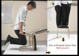 Самомоднейшая ткань и банкет самого лучшего цены алюминиевый штабелируя стул