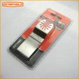 Lame de scie oscillante en acier inoxydable de 32,5 mm (1-1 / 4 po) pour la coupe de plastique