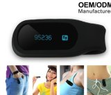 Bracelet de montre intelligent de Pedometer de Bluetooth