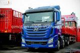 Caminhão 6X2 do trator de Hyundai Xcient