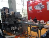 紫外線ドライヤーが付いているフレキソ印刷の印字機