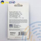 2016 trançados de nylon do cabo novo do certificado do cabo 1m Mfi de C48 Mfi para o iPhone