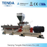 Tsh-75 Composinging Co-Rotating Twin Screw Plastic Extruder