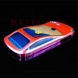 Caixa líquida do telefone móvel da forma do carro do petróleo para o iPhone 5/6/6plus