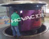 NITRID-Beschichtung-Maschine des Hcvac Edelstahl-Blatt-Gefäß-PVD Titan, Vakuumanstrichsystem