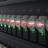 204単位の安全灯の充電器ラック