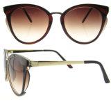 Katzenauge-Sonnenbrillen 2016 Frauen Wholesale Sonnenbrillen mit polarisiertem Lense