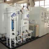 Pureza elevada nenhuma planta da geração do nitrogênio do oxigênio PSA