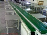 Transporte de correia Euipment do PVC