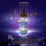 E Cig 플라스틱 병 10ml, 30ml, 50ml를 위한 Kyc 12constellation Scorpio E 액체