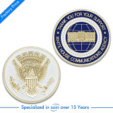 Fábrica Direct Sales de Custom Challenge Coin (KD-0361)