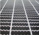 Прямоугольная стальная штанга скрежеща для платформы