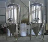 Fermentadora cónica de la cerveza del acero inoxidable