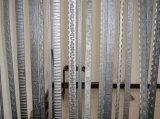 Pipe de dépliement gravée en relief d'acier inoxydable