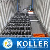 Машина льда блока Koller 10t Containerized с системой крана