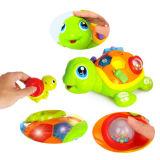 A música da inteligência brinca o brinquedo plástico do bebê (H0895108)