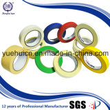 Diversa cinta adhesiva del papel de Crepe de la impresión de la talla y de la insignia