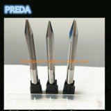 Wood Stone Working를 위한 탄화물 2 Straight Flute Engraving Flat Milling Cutters