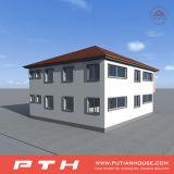 Multi-Geschichten Stahlgebäude als Landhaus-Hotel/Abteilung/Einkaufszentrum