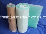 Filtro Rolls de la fibra de vidrio de la parada de la pintura del filtro del suelo