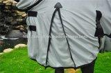夏の馬のコンボの網の敷物