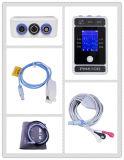 Dispositif de table du moniteur NIBP et SpO2 patient de baie (avec des détecteurs outre de fonction)