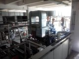 Использовано CPP, сделанная машина пленки бросания CPE в Cermany
