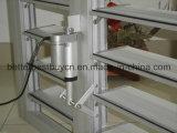 Prix inférieur de type européen de rideau/d'obturateur en rouleau d'aluminium