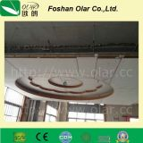 Tablero de silicato de calcio ignífugo para división / techo interior