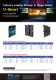 Quadro de avisos interno do diodo emissor de luz P3.91 com preço do competidor