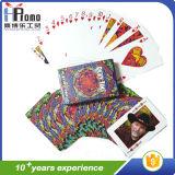 Förderung-Geschenk der kundenspezifischen Spielkarten