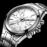 Nieuw Horloge hl-BG-99 van het Roestvrij staal van de Manier van het Kwarts van de Stijl
