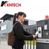 カメラKnzd-42ar Kntechが付いているビデオドアの電話
